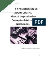 Audio y Produccion de Audio Digital