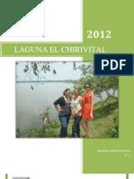 Investigación de la laguna el Chirivital