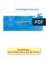 Introduction to EV-DO
