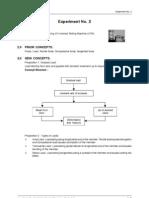 Working of Universal Testing Machine (UTM