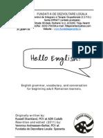 Hello English Manual Ed 2011 - V Barker's Rewrite-1