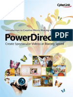 Introduction to Creative Movie Making With PDR