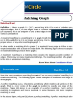 Matching Graph