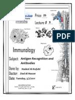 Immuno . Lec 3