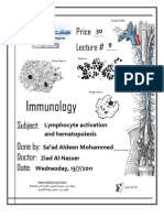 Immuno . Lec 9