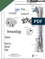 Immuno . Lec 10