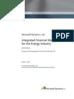 Ax Energy Fin Mg Twp April 07