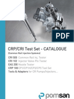 Pomsan - CRP-CRI Test Equipment