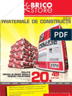 Bricostore - 2009 Constructii