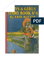 Blyton Enid Boys' and Girls' Story Book 4 1936