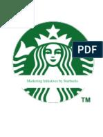 Starbucks Digital Marketing