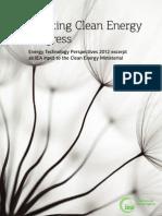 Tracking Clean Energy Progress