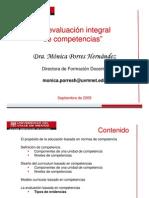Evaluacion Integral Competencias Sep09 Examen