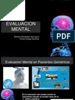 Evaluacion Mental