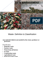 Solid Waste Managment