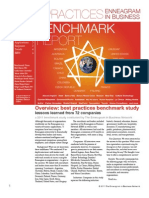 Enneagram Benchmark Report 2011