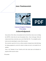Linux Basics June2012