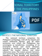 The National Territory of the Philippines (1)