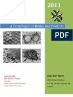 Review of Honey Bee Products