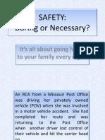 NRLCA National Officer Presentation- 2012 State Conventions