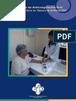 Protocolo Anticoagulacion Oral