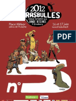 Programme Strasbulles 2012
