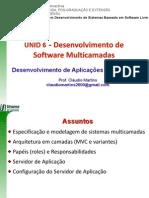 u06-Desenvolvimento de Software Multicamadas (Metodologia)