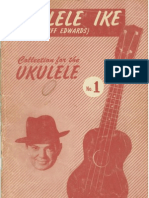 Ukulele Ike Volume 1 - Collection for the ukulele
