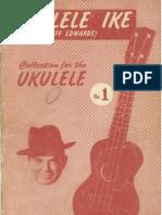 Ukulele Ike Volume 1 - Collection for the ukulele