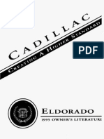 1995 Cadillac Eldorado Owners Manual