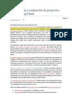 Cap 3 -Formulación y Evaluación de Proyectos