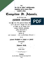 jakob Lorber - Großes Evangelium Johannes Band 3 1872