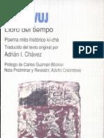 Pop Wuj Adrian I Chavez