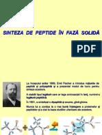 Sinteza de Peptide