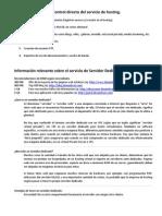 Beneficios de Tener El Control Directo Del Servicio de Hosting w