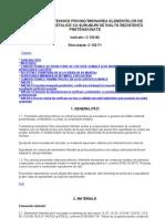 c133-82 Imbinari Cu Suruburi de Ianlta Rezistenta