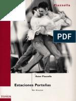 Astor Piazzolla - Estaciones Portenas