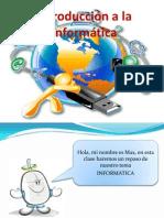 Clase informática grado 11