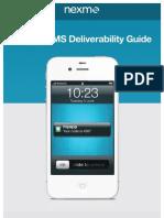 Nexmo SMS Deliverability Guide