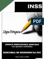 Língua Portuguesa Anotada