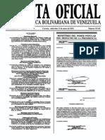 Lista 1 y 2 de Preferencia de Importacion Gaceta_oficial_39345