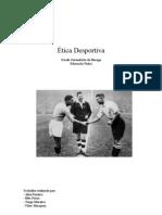 Tica Desportiva - Joo Rita Tiago Moreira Vtor