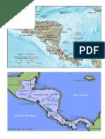 Hidrografia de Centroamericia