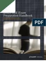 Frm Exam Preparation Handbook