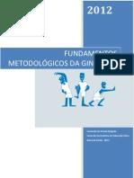 Apostila Fundamentos Metodologicos Da Ginastica
