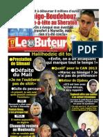 LE BUTEUR PDF du 17/06/2012