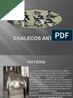 Chalecos Antibalas Javier