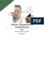 Capturar Requerimientos Arquitectónicos