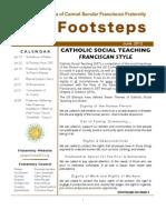 Footsteps June 12