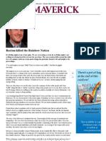 Print - Daily Maverick __ Racism Killed the Rainbow Nation